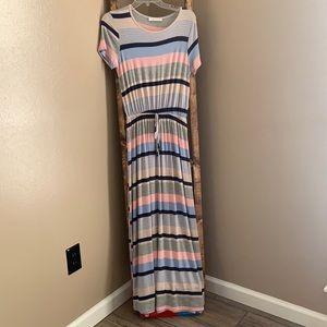 Neesee's maxi dress